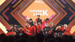 190929 K-BOY cover X1 - FLASH @ KCON 2019 THAILAND (Cover Star K Finals)