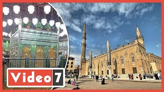سر إغلاق مسجد الحسين.. فيديو - اليوم السابع