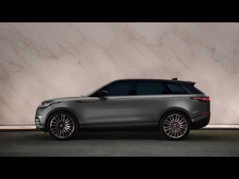 Новый Range Rover Velar