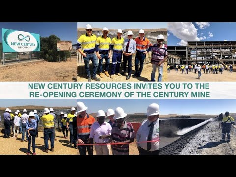 Century Mine Site Open | New Century Resources (ASX:NCZ)