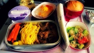 Thai Airways Royal Orchid Service Flight Experience: TG404 Singapore to Bangkok