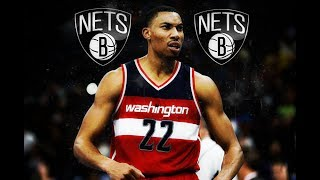 OTTO PORTER TO THE BROOKLYN NETS! WILL THE WIZARDS MATCH?
