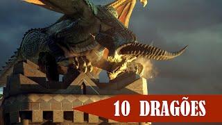 Dragon Age: Inquisition - Localização dos 10 Dragões