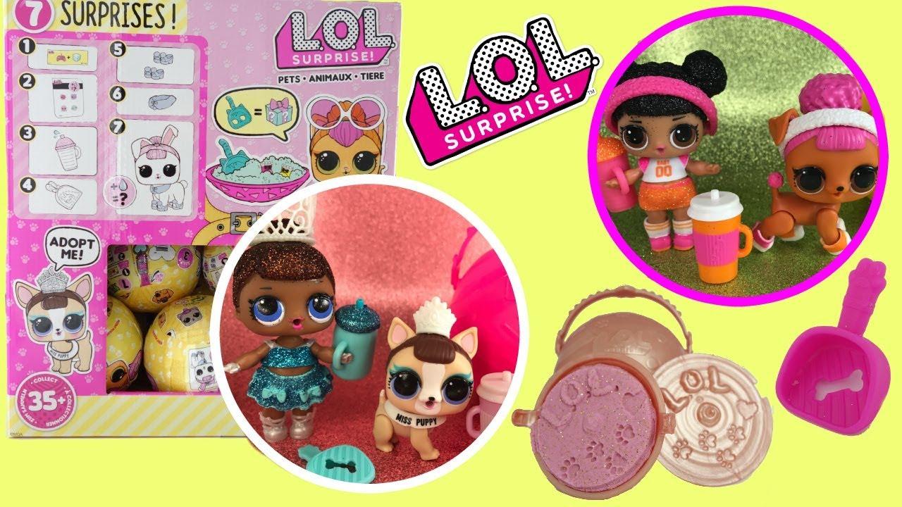 Lol Syrprise Puppe Mode-, Spielpuppen & Zubehör Spielzeug