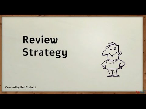 Review Strategies