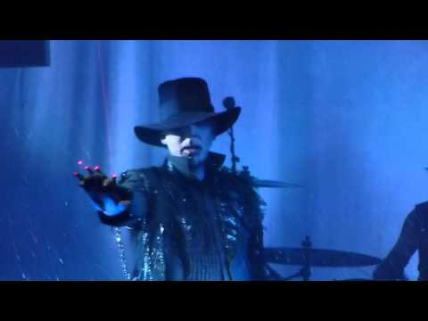 "Marilyn Manson "" Coma White "" January 20 , 2013 , LC , Columbus Ohio"