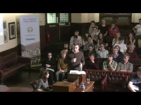 This House Believes There is No Place for Pro-Life at Uni | Emergency Debate | The Cambridge Union
