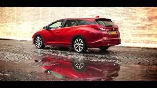 Honda Civic Tourer Concept 2013 Videos