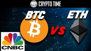 CNBC Says Bitcoin is a FRAUD and Ethereum is the REAL Cryptocurrency