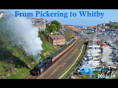 From Whitby to Pickering - 2015/16