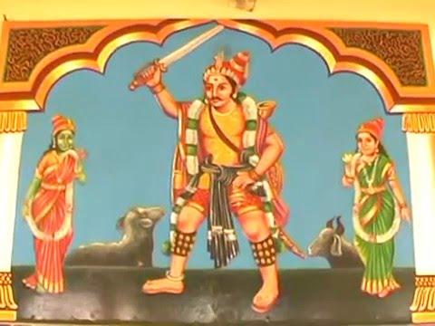 Beerappa swami fest [Peddapanduga] 2012 Jagtial Part-1