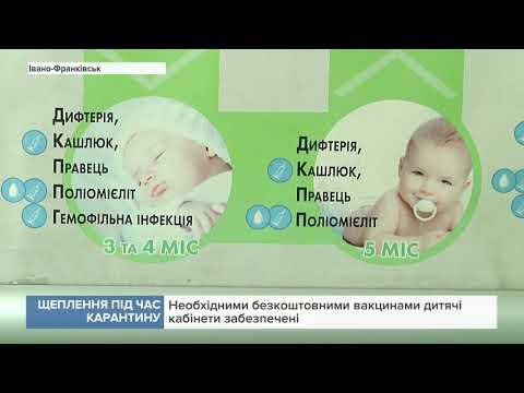 Канал 402: В Україні суттєво знизився рівень охоплення вакцинацією