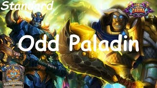Hearthstone: Odd Paladin #2: Boomsday (Projeto Cabum) - Standard Constructed