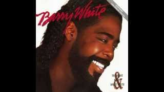 Watch Barry White Your Sweetness Is My Weakness video