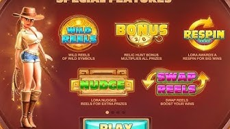 Golden Temple Online Slot from Red Tiger Gaming