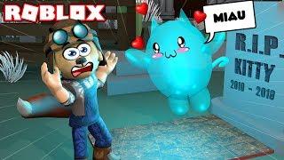 ROBLOX - MY PETS are FANTASMAS KAWAII 😱❤️ - Ghost Simulator
