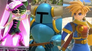 Ranking Assist Trophies in Super Smash Bros Ultimate