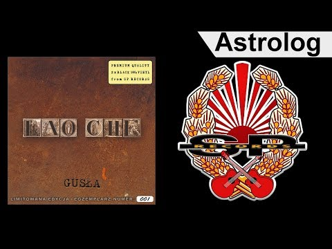 LAO CHE - Astrolog [OFFICIAL AUDIO]