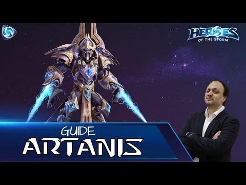Build Artanis Pro