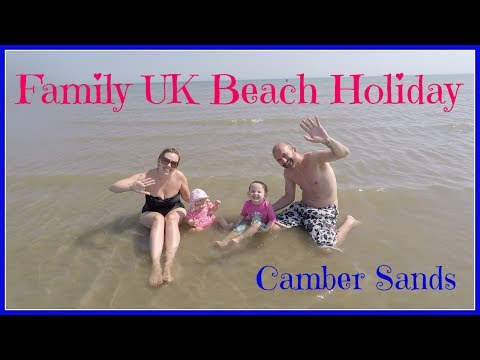 FAMILY UK BEACH HOLIDAY | PARKDEAN RESORTS | CAMBER SANDS #100