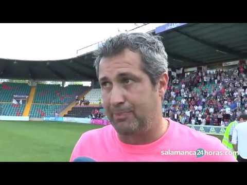 Ascenso del CF Salmantino a Tercera División