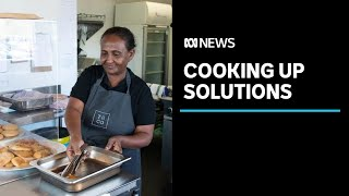 How a Hobart kitchen is helping older migrants combat ageism | ABC News