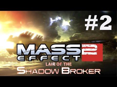 Pelataan Mass Effect 2: Lair of the Shadow Broker - Osa 2 - Takaa-ajo taivaalla