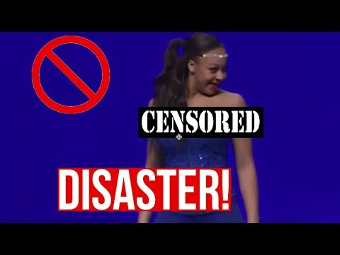 EVERY COSTUME MALFUNCTION EVER -  Dance Moms