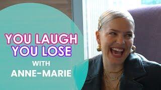 Gambar cover Anne-Marie | You Laugh You Lose