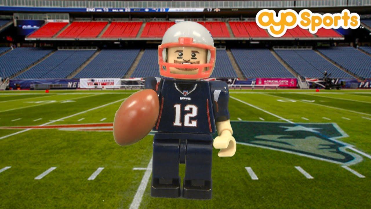 NFL Patriots Tom Brady from Oyo Sports  YouTube
