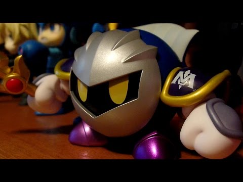 Let's Unbox Nendoroid Meta Knight (Kirby)