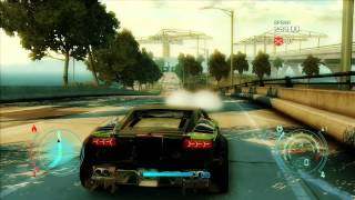 NFS Undercover Nvidia GeForce GT640 4GB Max Settings Full HD