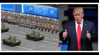 Trump's Military Parade On The 4th of July
