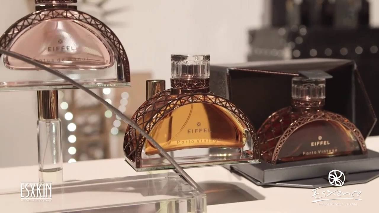 Esxence 2016 Gustave Eiffel Parfums Youtube