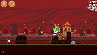 Angry Birds Seasons Year of the Dragon Level 1-3  110010