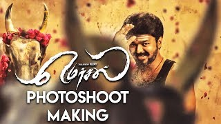 Mersal Photoshoot Making|