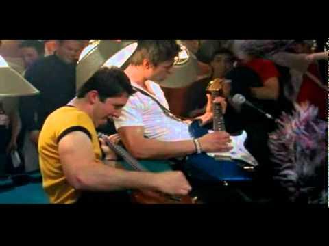 QAF - Brian and Michael karaoke scene