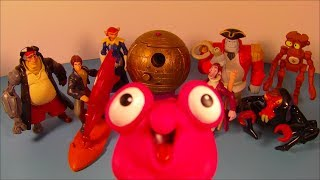 Video 2002 WALT DISNEY'S TREASURE PLANET SET OF 8 McDONALD'S HAPPY MEAL MOVIE TOY'S VIDEO REVIEW download MP3, 3GP, MP4, WEBM, AVI, FLV September 2017