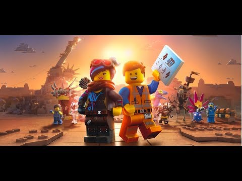 The Lego Movie 2 Beck - Super Cool Ft Robyn,The Lonely Island (Unofficial Video)