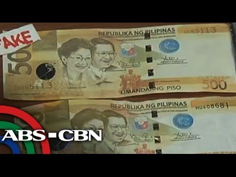 How to spot fake money