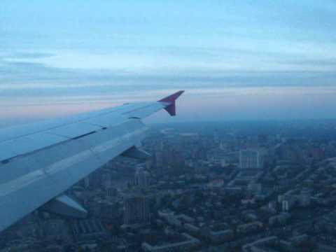 Hello Kiev? landing to (IEV)