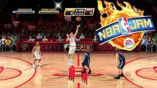 NBA JAM | PS3 | Gameplay