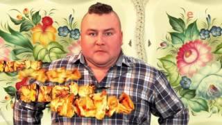 Куриные котлеты с картофельным соусом