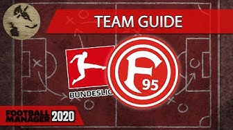🐺⚽ FM20 - Bundesliga Teamguides - Fortuna Düsseldorf - Football Manager 2020