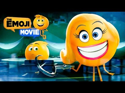 The Emoji Movie 'Theme Song' Trailer (2017) Animated Movie HD