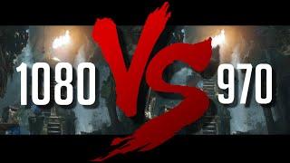 Comparativa GTX 1080 vs 970 1080p Ultra (Witcher 3, The Division, Tomb Raider, GTA V, Hitman y Doom)
