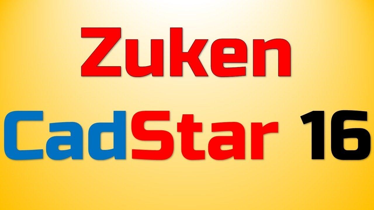 Free Download Zuken CadStar 16 Circuit Designing Software