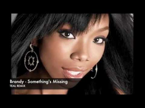 Brandy - Human - A Capella - Something's Missing (TEAL REMIX)