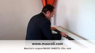 Shattered Dreams (Johnny Hates Jazz) - Original Piano Arrangement by MAUCOLI