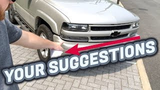 Let's Talk About the Future of my Tahoe | Repairs, Upgrades, and More Power!
